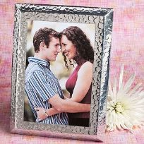 "Exquisite Picture Frame - Holds 4"" x 6"" Photo"